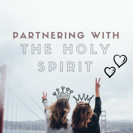 Partnering with the Holy Spirit