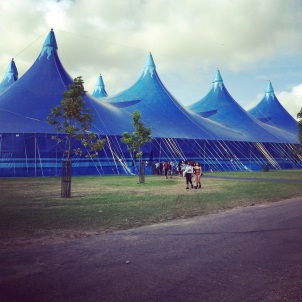 Main Tent Newday