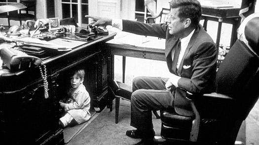 John F Kennedy desk