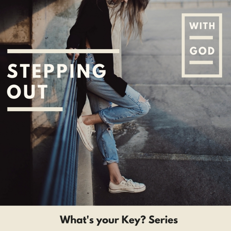 Stepping Out Whats Your Key